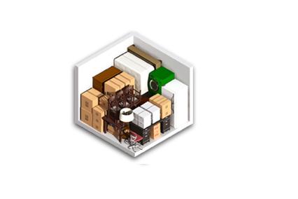 box 8 m2 etage box la carte. Black Bedroom Furniture Sets. Home Design Ideas